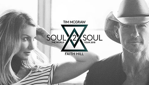 <span>Tim McGraw &amp; Faith Hill</span>