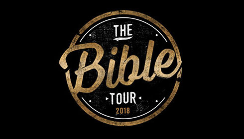 The Bible Tour 2018