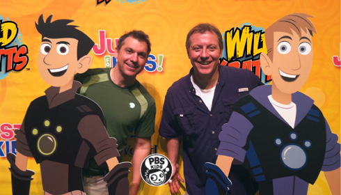 Getting Wild With The Kratts