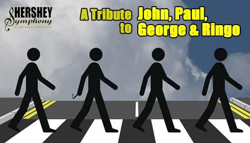 Tribute to John, Paul, Ringo and George