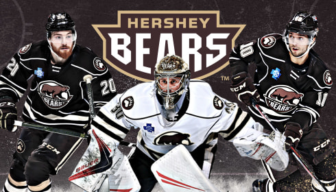Hershey Bears vs. Bridgeport Sound Tigers