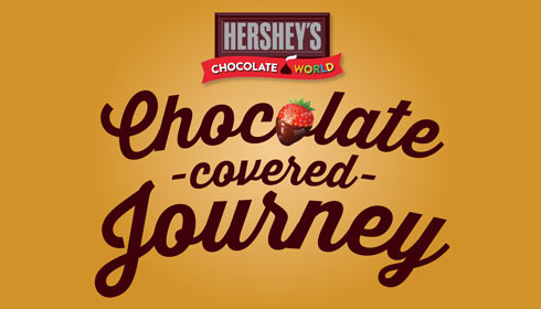Hershey's Chocolate-Covered Journey