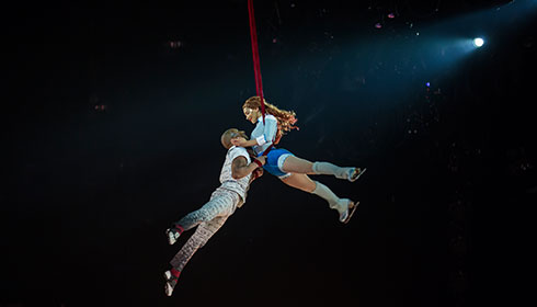 <span>Cirque du Soleil Crystal</span>