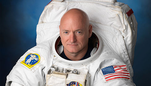 Captain Scott Kelly: The Sky Is Not The Limit