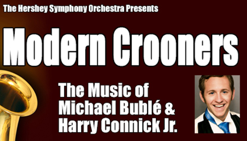 Hershey Symphony presents Modern Crooners