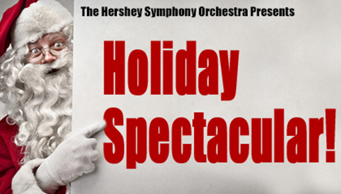 Hershey Symphony presents Holiday Spectacular