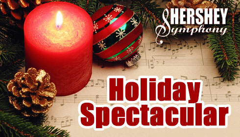 Hershey Symphony presents <span>Holiday Spectacular</span>