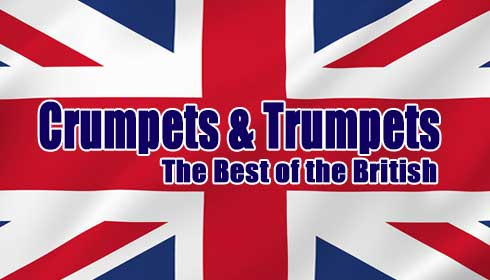 Hershey Symphony presents CRUMPETS & TRUMPETS: THE BEST OF THE BRITISH
