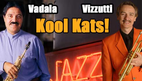 Hershey Symphony presents KOOL KATS!! An evening with CHRIS VADALA and ALLEN VIZZUTTI