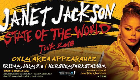 <span><span>Janet Jackson: State of the World Tour</span></span>