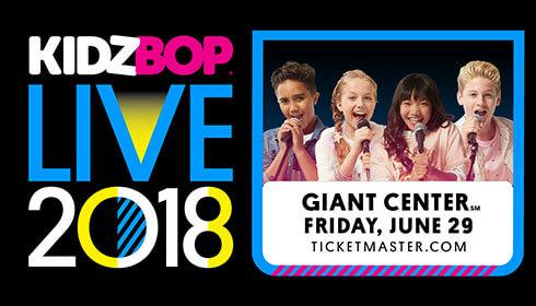 <span>KIDZ BOP Live 2018</span>