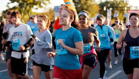 Hershey Half Marathon