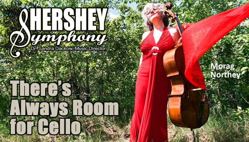 Hershey Symphony: There's Always Room For Cello