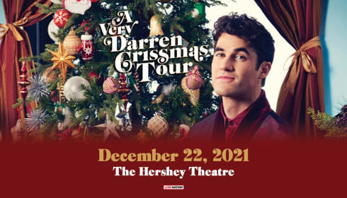 Darren Criss: A Very Darren Crissmas Tour
