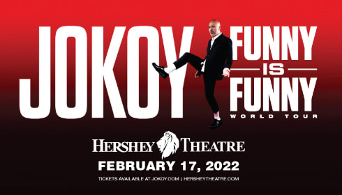 Jo Koy: Funny is Funny World Tour