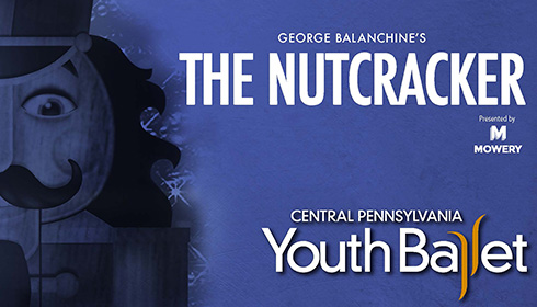 <span>Central Pennsylvania Youth Ballet&rsquo;s &ldquo;The Nutcracker&rdquo;</span>