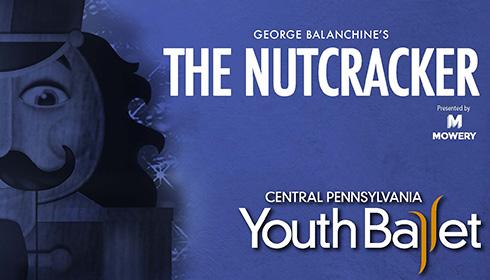 """<span>Central Pennsylvania Youth Ballet's """"The Nutcracker""""</span>"""