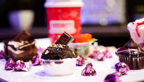 Chocolate-Inspired Tasting