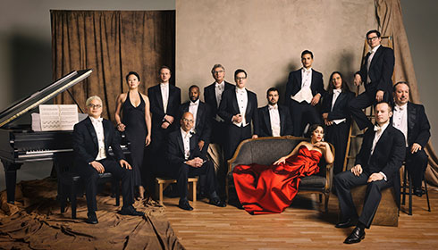 XPN Welcomes Pink Martini