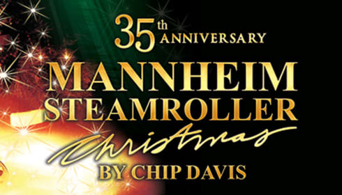 Mannheim Steamrollers Christmas By Chip Davis