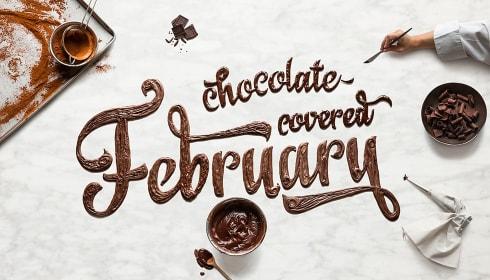 Chocolate Sculpture Unveiling Event