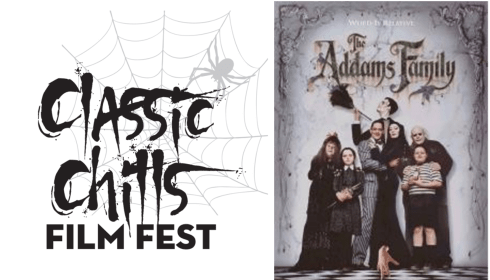 Classic Chills Film Fest - The Addams Family