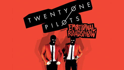 Twenty One Pilots with MuteMath and Chef's Special