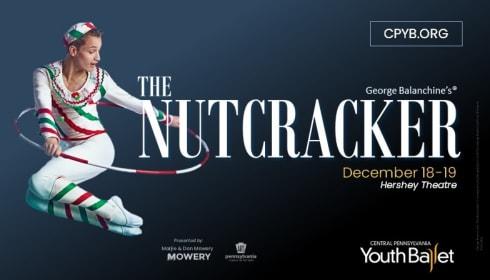 Central Pennsylvania Youth Ballet presents The Nutcracker