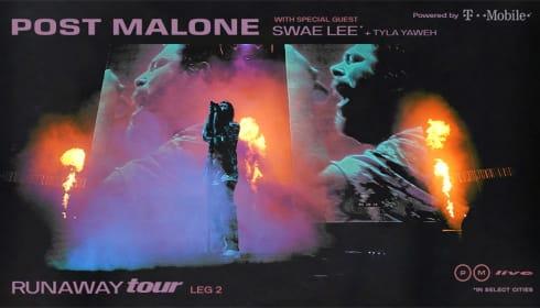 Post Malone - Runaway Tour