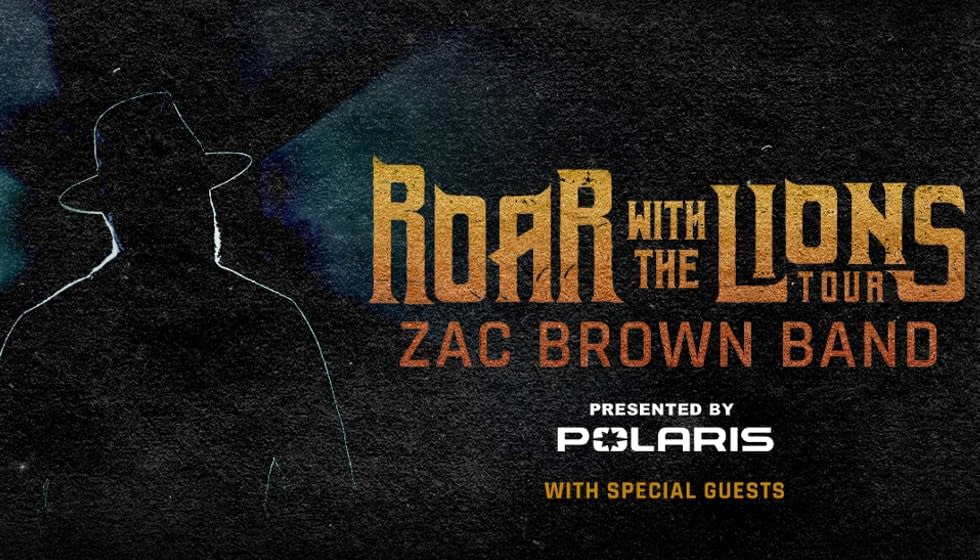 Zac Brown Band with special guest Gregory Alan Isakov