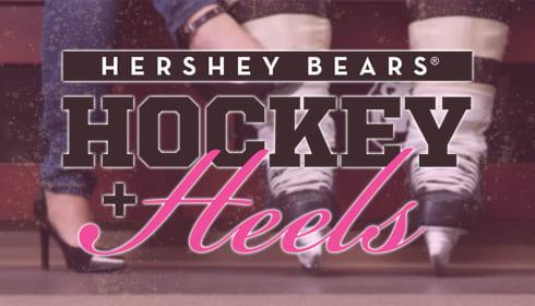 Hockey + Heels