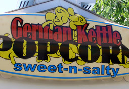 Boardwalk Kettle Corn