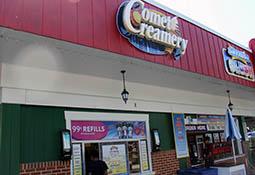 Comet Creamery