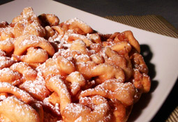 Founder's Way Funnel Cake