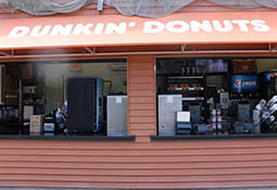 Dunkin' Donuts - The Boardwalk