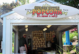 Kettle Corn - The Boardwalk