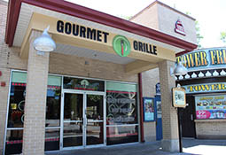 Gourmet Grille