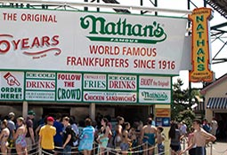 Nathan's Famous - The Boardwalk