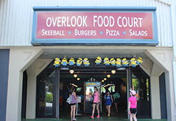 Overlook Food Court
