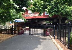 Pioneer Frontier Catering Area