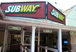 Subway - Founder's Way