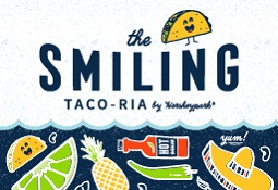 The Smiling Taco-ria Food Truck - Opens this June!