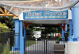 Tidal Force Catering Area