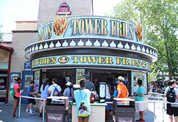 Tower Fries