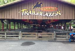 Trailblazer Catering Area