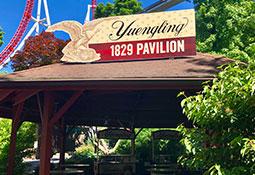 Yuengling 1829 Patio & Pavilion