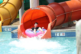 Coastline Plunge - Hydro Ride at Hersheypark