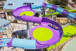 Breakers Edge Water Coaster - New!