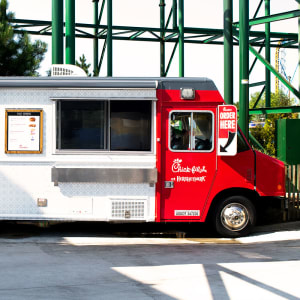 Chick-fil-A Food Truck
