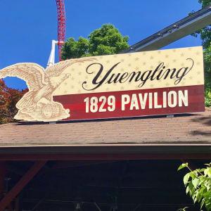Yuengling Pavilion at Hersheypark